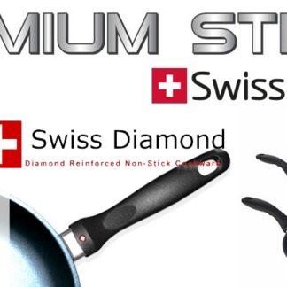 Swiss Diamond,Ken Hom&Bergner Pannut