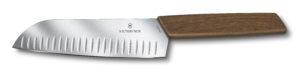Victorinox Swiss Modern Santoku-veitsi terä 17 cm