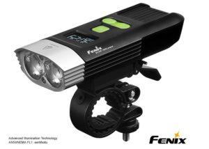 Fenix BC30R USB OLED V2 Ladattava Pyörälamppu