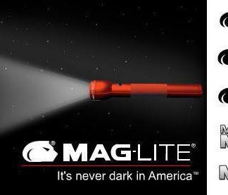 Maglite-valaisimet