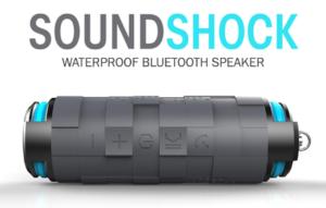 SoundShock Bluetooth-Kaiutin
