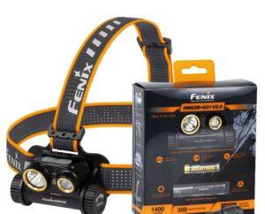 Fenix HM65R Otsalamppu 1400 Lumenia!