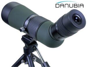DANUBIA Kauz Zoom 10-30x50 Kaukoputki + DV-1580 jalusta